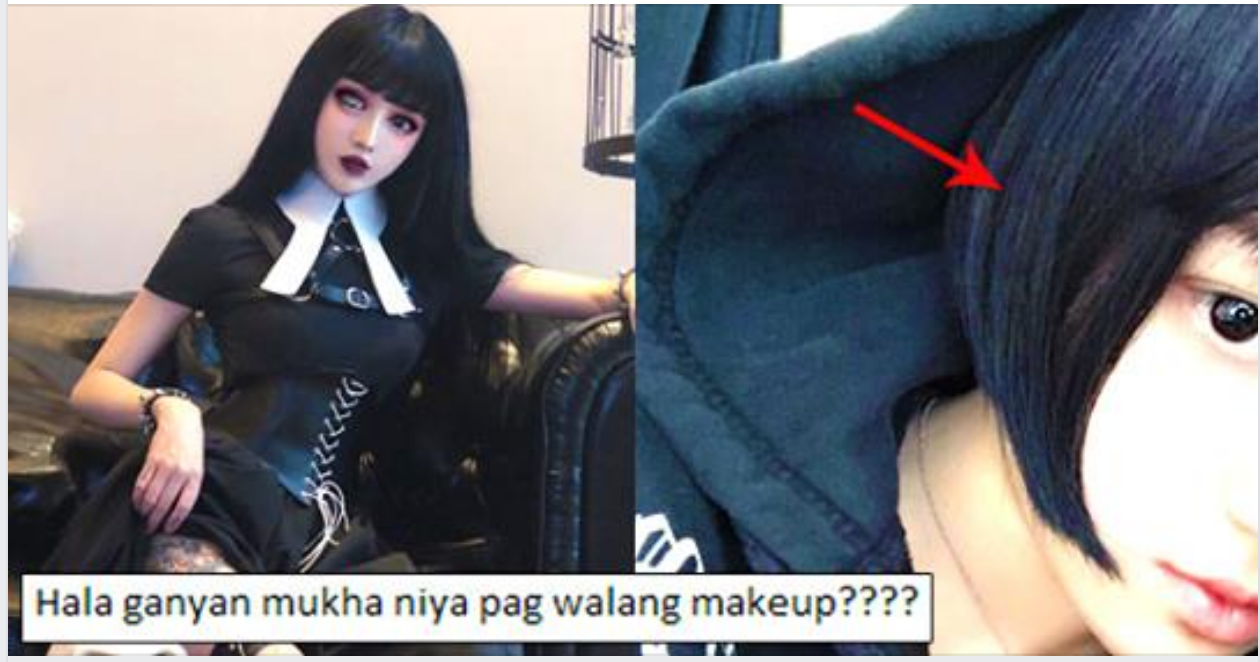 Without Makeup Here S What This Living Doll From China Looks Like