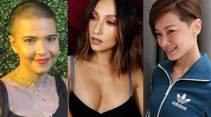 Well Known Celebrities On Their New Short Hairstyle